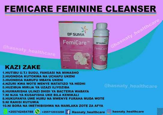 FERMICARE CLEANER image 1
