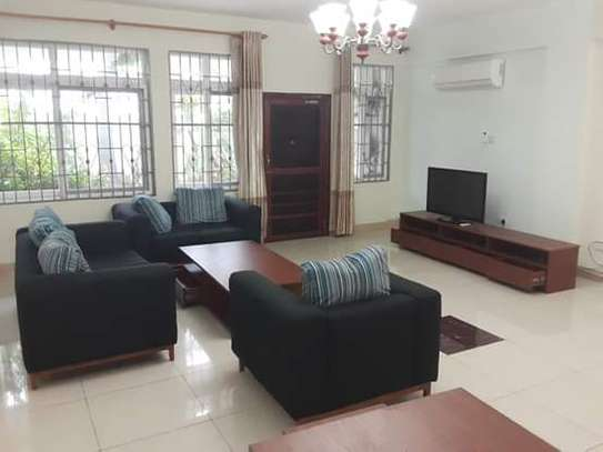 4 Bdrm Luxury Full Furnished Ocean View TownHouse in Masaki image 3