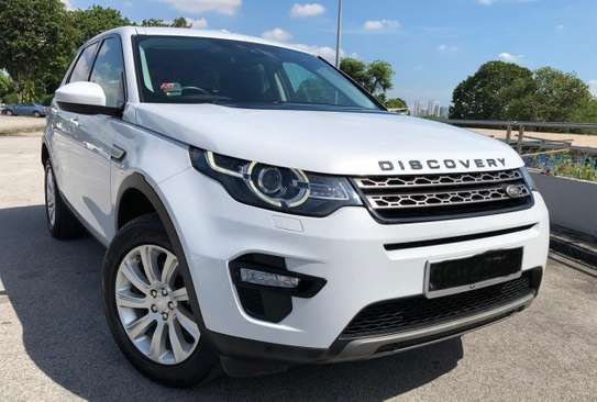 2015 LAND ROVER DISCOVERY SPORT USD 20,000/= UP TO DAR PORT TSHS 73MILLION ON THE ROAD image 1