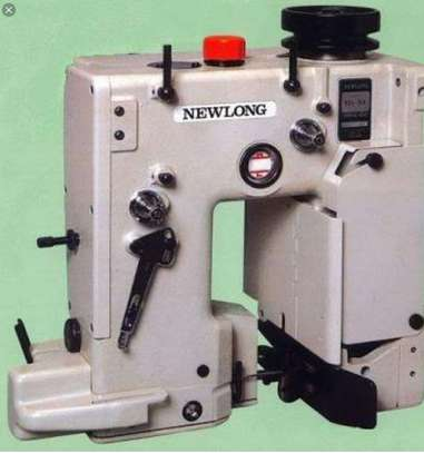 Newlong DS-9C bag closing head for sale image 1