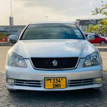 2005 Toyota Crown Athlete