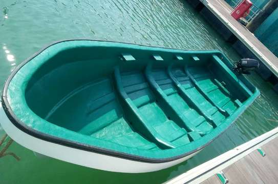 fiberglass boat for sale image 3