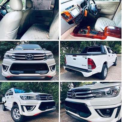 2009 Toyota Hilux Double Cabin Upgraded 2017