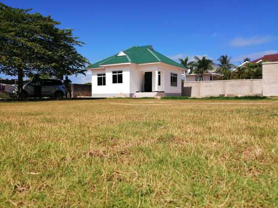 STAND ALONE HOUSE FOR RENT  - MBEZI BEACH KIDIMBWI image 1