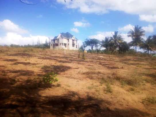 4 Plain Plots for sale at Goba-Madale road image 1