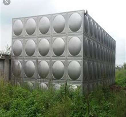STAINLESS STEEL TANKS 304 OR 316 MATERIALS image 2