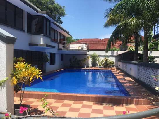 Stunning Penthouse  with Sea view  Gym   Swimming pool for rent in Masaki image 2