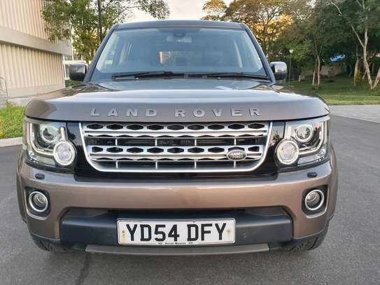2014 Land Rover Discovery image 3