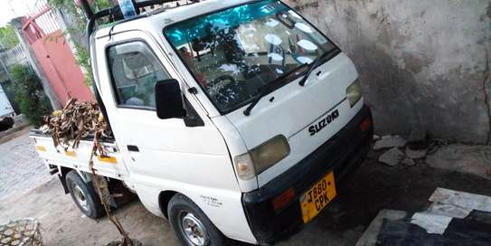 1997 Suzuki Carry