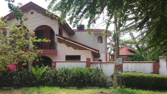 a 4bedrooms standalone house is for rent at mbezi beach cool neighbour hood image 1
