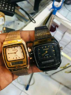 Casio doublewatch from  japan