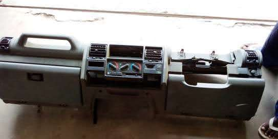 Land Rover Discovery 1 2 DASHBOARD
