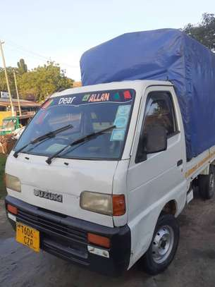 2001 Suzuki Carry