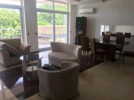 a 2bedrooms fully furnished in MASAKI  cool street is now available for rent image 1