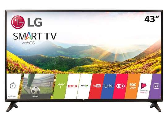 LG Smart TV 43'' Wi-fi Internet Connect image 1