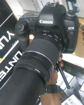 canon 5D mark ii with 75~300 image 1