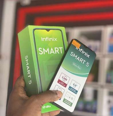 Infinix SMART 5 GB 32 PATA offer➖( Cover & Delivery BureE ) image 2