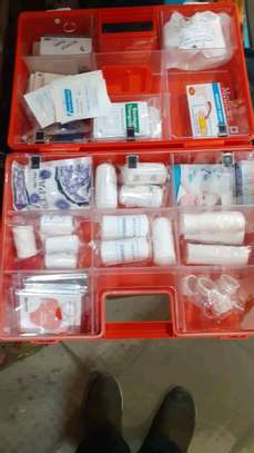 FIRST AID KITS image 1