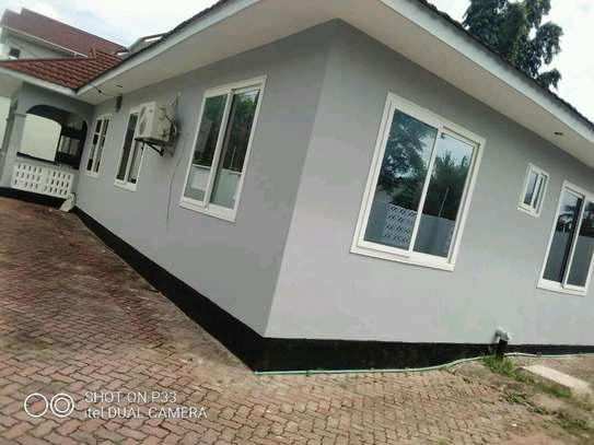 a standalone house is for rent at mbezi beach....b.o.t(cool place) image 1