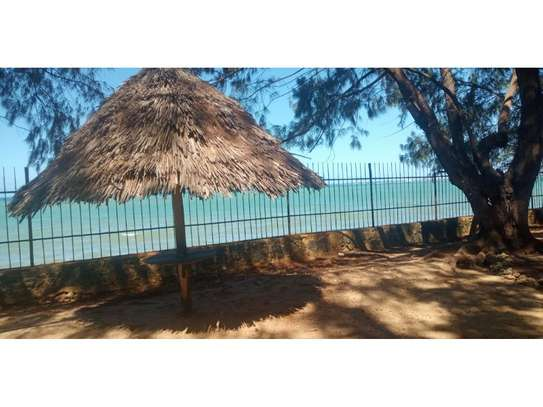 beach house at mbezi beach 2bed  with big compound image 1
