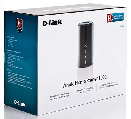 D-Link whole home router 1000