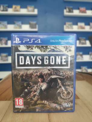 Days Gone PS4 Game image 1