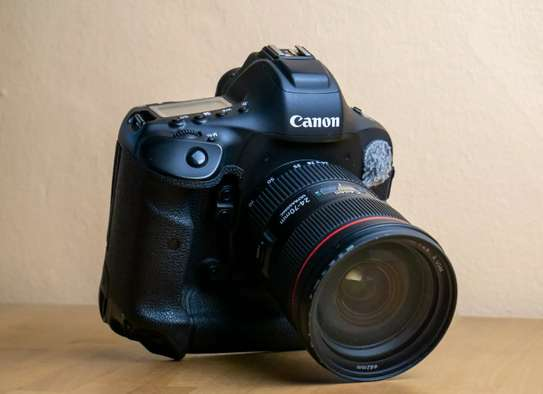 New canon 1dx