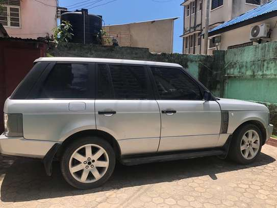 2003 Land Rover Range Rover Vogue