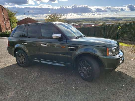 2008 Land Rover Range Rover Sport image 2