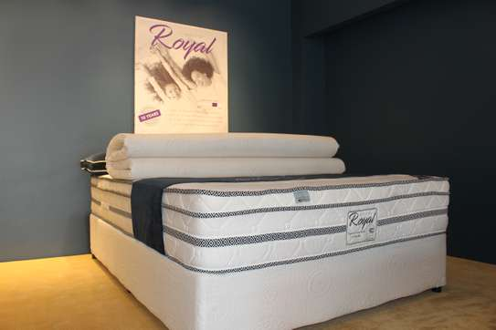 Royal Euro Top Mattress image 4