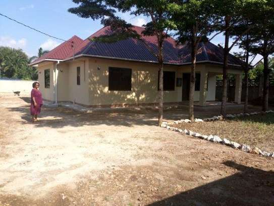 3 Bedrooms House with big compound at Masaki image 3