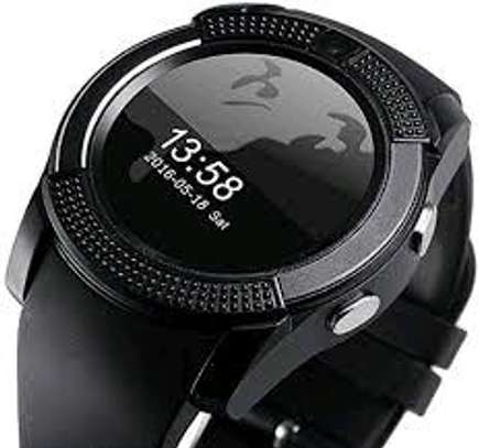 Smart watch v8 (black) image 3