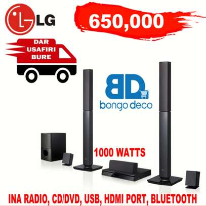 Lg Hometheater 1000 watts image 1