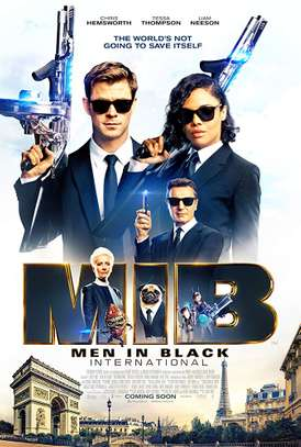 MEN IN BLACK: INTERNATIONAL image 1
