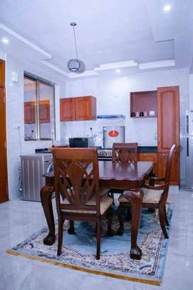 1BEDROOMS SITTINGROOM AND KITCHEN 4RENT AT MSASANI BEACH image 5