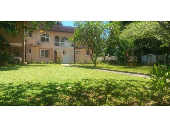 big house 5bed furnished at mikocheni a $1500pm big garden image 3