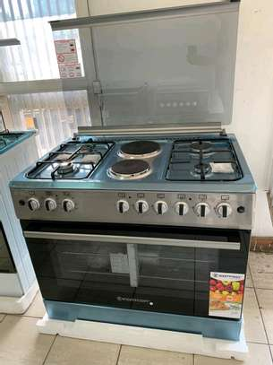 Delta gas, electric cooker & oven image 1
