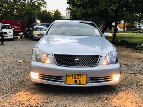 2007 Toyota Crown Athlete