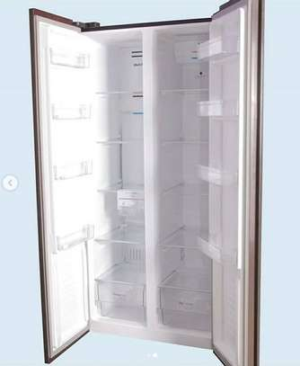 WESTPOINT SIDE BY SIDE FRIDGE AVAILABLE image 1