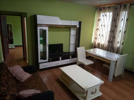 1Bedroom,sitting room and kitchen at masaki full furnished image 2