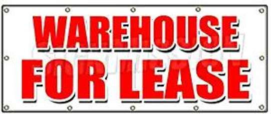 CHANG'OMBE AREA WAREHOUSE FOR RENT