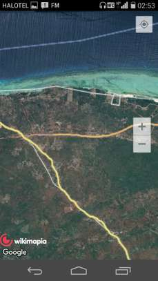 36,000 sqms SEAFRONT PLOT FOR RENT IN ZANZIBAR Y