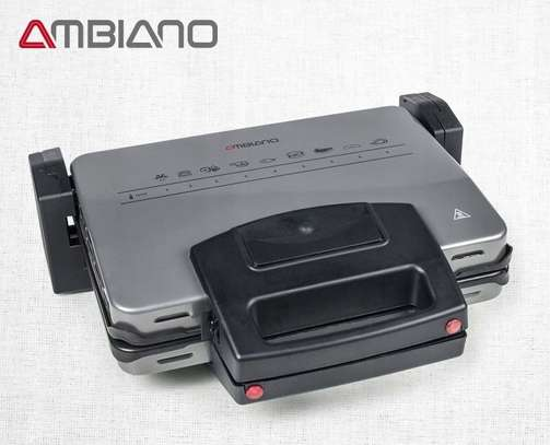 Ambiano Raclette grill image 1