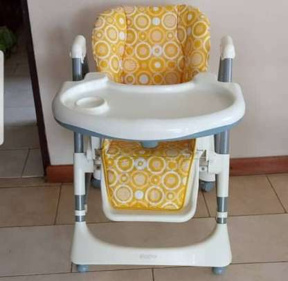 Baby High chair image 1