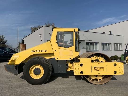2003 BOMAG Compactor BOMAG BW 219DH-3 image 4