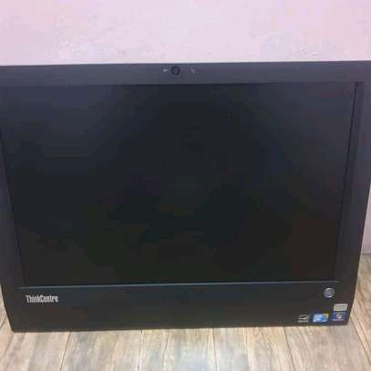 Lenovo all in one 4ram,320hdd processor 3.3ghz bei:400,000Tsh kitonga ???? image 1