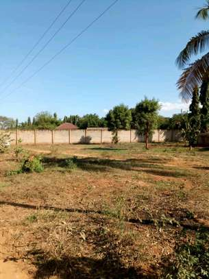 Plot for sale dodoma Town.