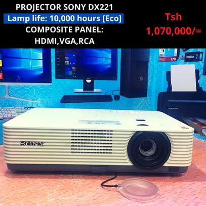 PROJECTOR SONY DX221 image 4