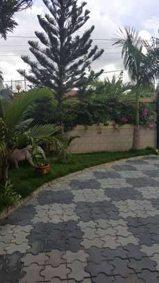 4 bedroom house full furnished ( stand alone ) for rent image 3
