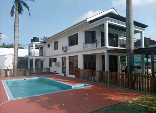 A LUXURIOUS STANDALONE MASION IS NOW AVAILABLE FOR RENT AT MASAKI WALKING DISTANCE TO THE BEACH image 2